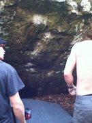 Rock Climbing Photo: Warbonnet, v5