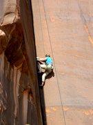 Rock Climbing Photo: Perfect crack!