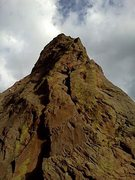 Rock Climbing Photo: climbers on Bastille