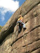 Rock Climbing Photo: Industrial gunk 11d