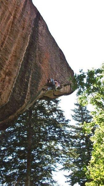 Rock Climbing Photo: The Bowsprit