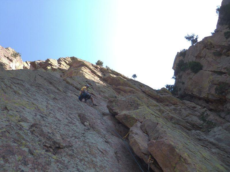 Rock Climbing Photo: Rewritten - P1
