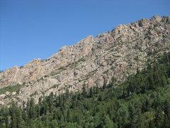 Rock Climbing Photo: Geurt's Ridge.