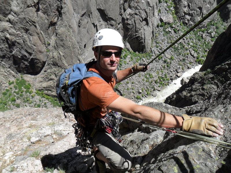 Rock Climbing Photo: Astrodog