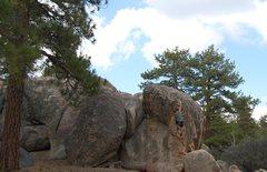 Rock Climbing Photo: sweet problem