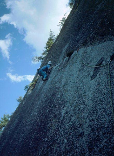 Rock Climbing Photo: Son of Sam, GPA, Yosemite