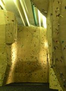 Rock Climbing Photo: Indoor Climbing Facility. 6 hydraulic auto belays....