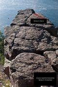 Rock Climbing Photo: King's Throne