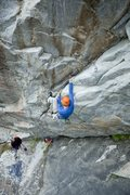 Rock Climbing Photo: The first bit photo courtesy of caseyhyer.com