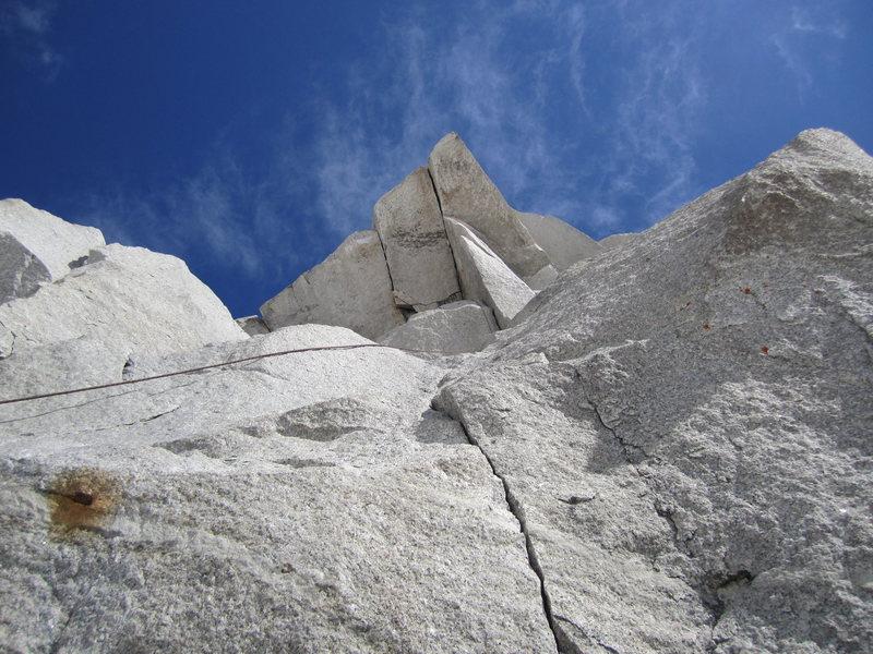 Rock Climbing Photo: mctech