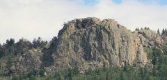 Rock Climbing Photo: 1) Flakes, 8. 2) Dirty Love, .9. 3) Sheik Yerbouti...