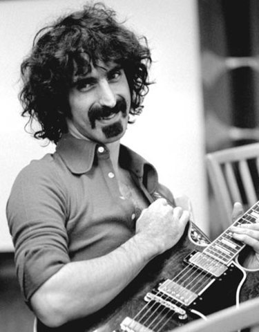 Frank Zappa<br> 1940-1993.
