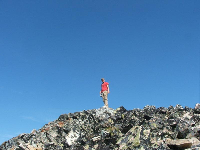 Osceola Summit shot