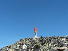 Rock Climbing Photo: Osceola Summit shot