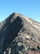 Rock Climbing Photo: Mt. Lago 8745ft
