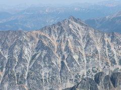 Rock Climbing Photo: Dot Mtn