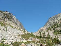 Rock Climbing Photo: Meadow between Carru and Lago