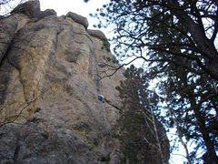 Rock Climbing Photo: Rustlers