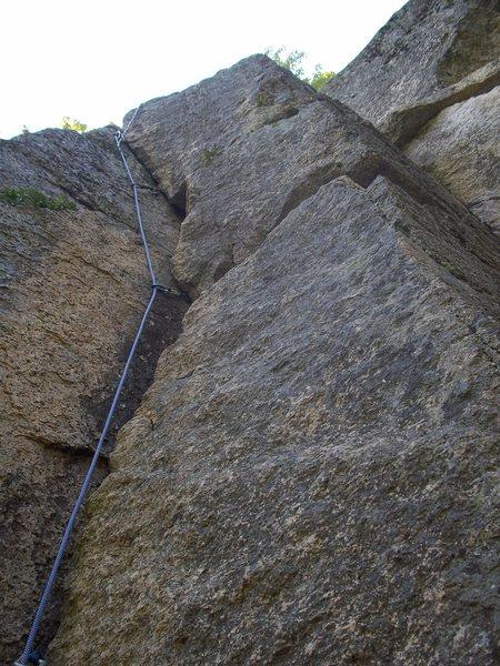 Rock Climbing Photo: better start