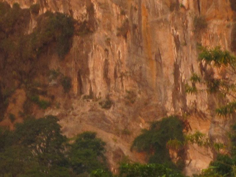 Close-up, Gunung Staat, Bau, Sarawak, Malaysia