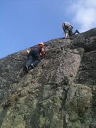 Rock Climbing Photo: Ring Mountain