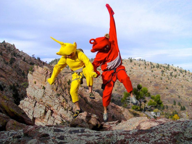 Rock Climbing Photo: Halloween 2011