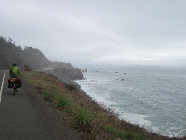5 weeks biking the Pacific Coast, Seattle to Mexico 10/2009