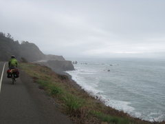 Rock Climbing Photo: 5 weeks biking the Pacific Coast, Seattle to Mexic...