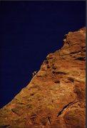 Rock Climbing Photo: Garden of the Gods