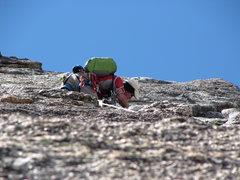 Rock Climbing Photo: Aprons, Mt. Evans