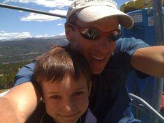 Me and my nephew