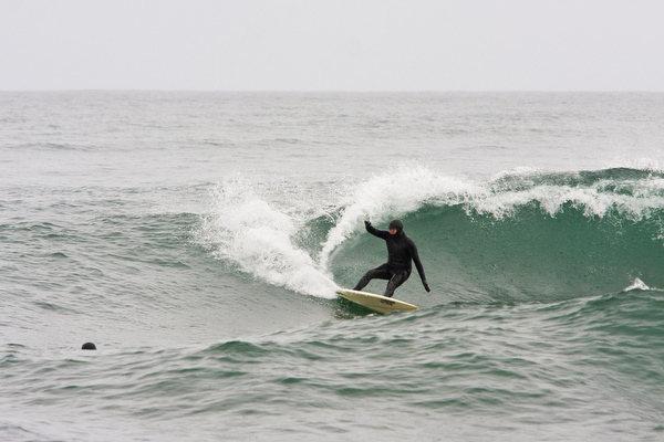 Rock Climbing Photo: surfing