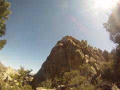 Rock Climbing Photo: North Face of Jug Wall. Look at all the beautiful ...