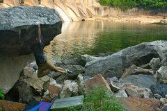 Rock Climbing Photo: wingspan3