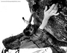 Rock Climbing Photo: Photo: Brian Post