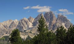 Rock Climbing Photo:  Dolomites near Cortina D'ampezzo