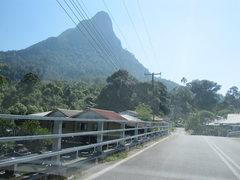 Rock Climbing Photo: Gunung Santubong, an awesome scramble up ropes and...