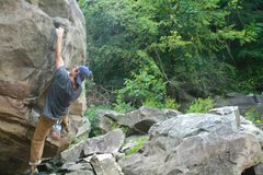 Rock Climbing Photo: pokemon3