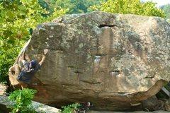 Rock Climbing Photo: Leaving Las Fayetteville.
