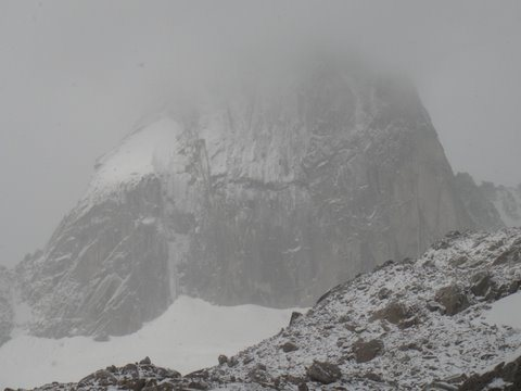 Rock Climbing Photo: Snowpatch Spire, September 19