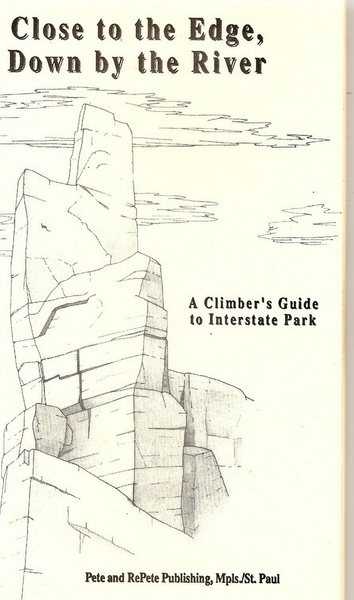 climbers guide to Interstate Park i.e. Taylors Falls