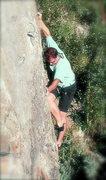 Rock Climbing Photo: Enjoyable Climb