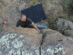 Rock Climbing Photo: Electric Mex.
