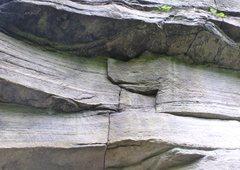 Rock Climbing Photo: The rhino!