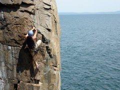 Rock Climbing Photo: Acadia