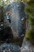 Rock Climbing Photo: Bouldering in Oregon