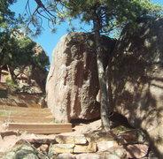 Rock Climbing Photo: Southwest Arête.