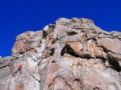 Rock Climbing Photo: i love this climb