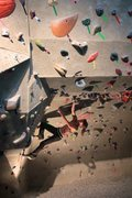 Colorado Springs best indoor bouldering!