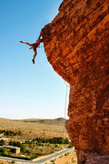 Rock Climbing Photo: Matt Kuehl ladies and gentleman.
